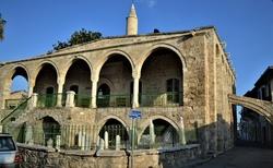 Mesita Djami Kebir Mosque v Larnake