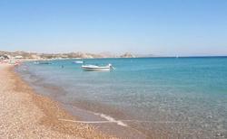 Pláž v Lambi