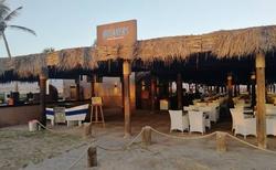 Plážový restaurant