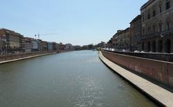 Řeka Arne