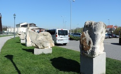 Wieliczka - parkoviště u