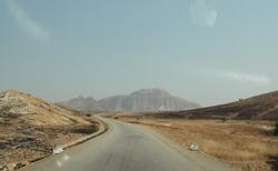 Cesta do Ranohira - hora Papežská koruna