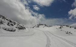 Ski Vogel - trochu nám nasněžilo