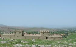 Hattusas Templ