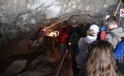 Ledová jeskyně Eisriesenwelt