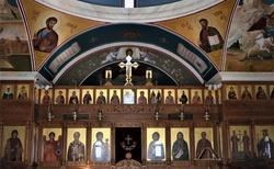 ..v kostole St. Nicholas