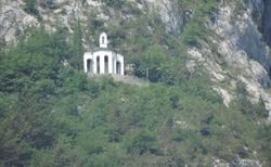 Riva del Garda - kaple svaté Barbary