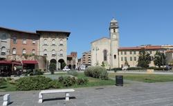 Pisa - Piazza Emanuele