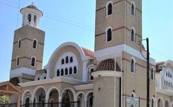 Baptisticky kostol Larnaka