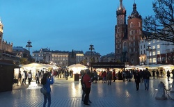 Krakov - Rynek glowny