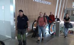 Letiště Paris