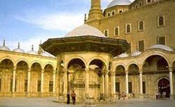 Egypt Káhira mešita