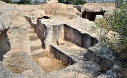 Archeologicky park pri Makronissos