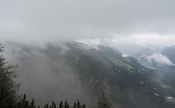 Orlí hnízdo - panoramata