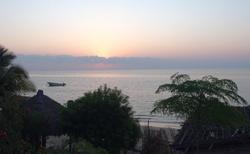 Ifaty - Villa Maroloko - pobřeží Mozambického průlivu