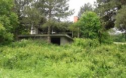Luhačovická přehrada - bývalý hotel SSM - Kaskáda