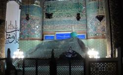 Konya - Mevlanovo muzeum