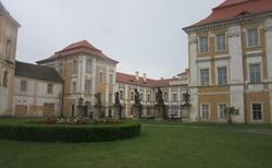 Duchcov zámek