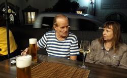 Golling - večerní posezení