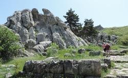 Skalní svatyně Yazilikaya