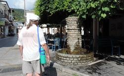 Thassos - cesta východní - Panagia