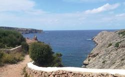 Punta de Llevant de Cala Morell