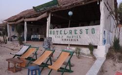 Ifaty - Restaurace Chez Daniel Piroguier