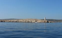 Šilo-okolí, z lodi