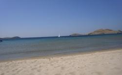 Pláž v Pláty