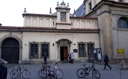 Krakov - Dominikánský klášter