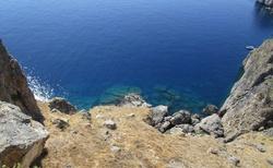 Sráz do moře