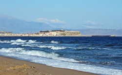 Rethymno-foceno od hotelu