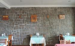 Ranohira hotel Orchidee - Restaurant Le zebu grille