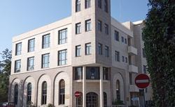 Evanjelicky kostol v Larnake