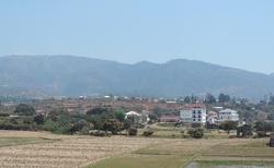Ambositra - okolí motelu Violette