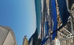 Nádherná pláž v Porosu
