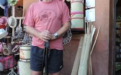 Ranomafana - tržiště - Pedro jako Betsileo