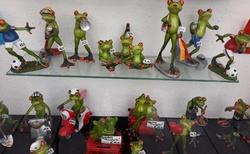 Gmunden - samá žaba