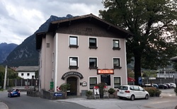 Golling - večeře v Gasthof Zur Linde Da Gaubei
