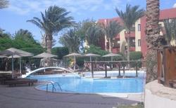 bazén v hotelu Geisum Village