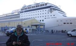 Loď OPERA - přechodný pobyt na 15 dní