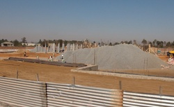 Antsirabe - stavba