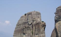 Kámen stojící na hraně