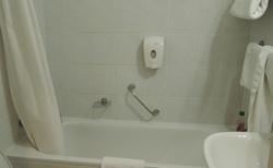 Hotel Rába - koupelna
