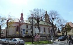 Wieliczka - kostel sv. Klemensa
