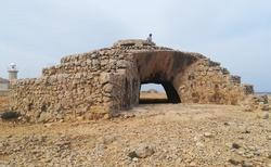 Barraques (barracas) - Punta Nati