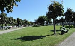 Gmunden - park u Traunsee