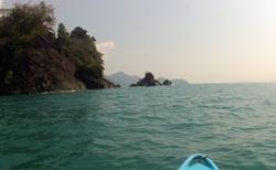 Lodičkou na ostrov