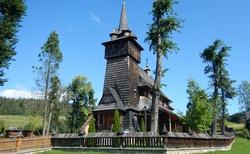 Dzianisz - Kosciol Parafialny Matki Bozej Czestochowskiej