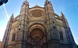 Palma de Mallorca - katedrála